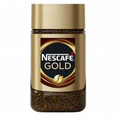 Кофе растворимый Nescafe Gold, банка, 47,5 г