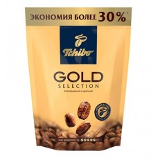 Кофе растворимый Tchibo Gold Selection, м/у, 285 г