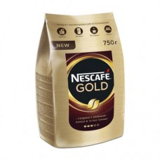 Кофе растворимый Nescafe Gold, 750 гр