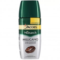 Кофе растворимый Jacobs Monarch Millicano, 190 г