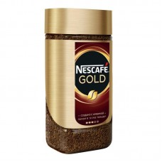 Кофе растворимый Nescafe Gold, банка, 190 г